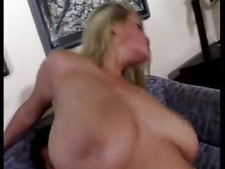 bouncing saggy breasts