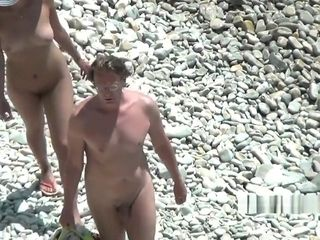 Spectacular unexperienced mummies naked Beach spycam Close Up poon
