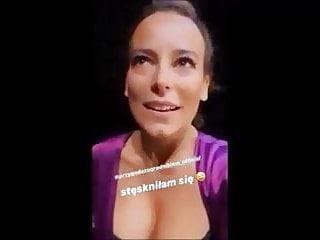 Anna Mucha Orgazm