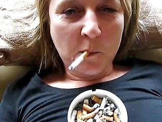 Smoking Claudia