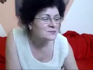 Vecchia moglie si spoglia back cam
