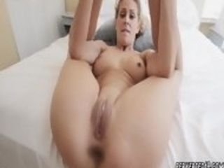 German cougar internal cumshot Cherie Deville in inseminated By My Steppatron s sonny