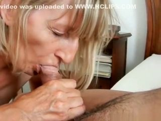 Exotic homemade oral, mature, oral pleasure hookup flick