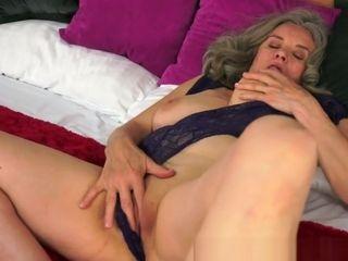 Lush grandma rails trunk After Pussyplay