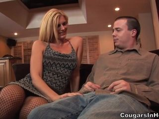 Darryl Hanah - Million Dollar Cougar Sex