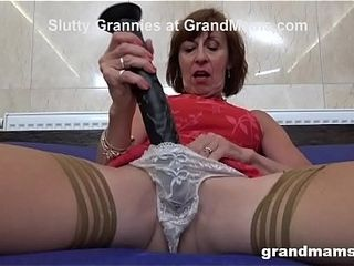 She Could be Your granny gargling on a manstick Fighter
