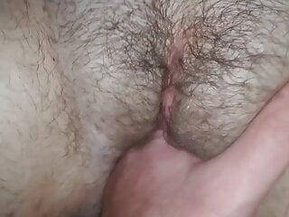 pig wife gets excited to see MIL pee in my hand