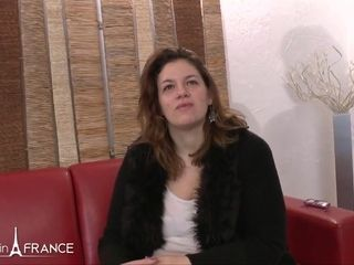 Chubby French Anal