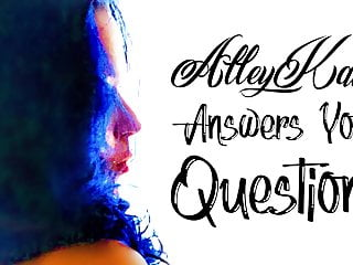 AlleyKatt Answers Your Questions - ASK ALLEY Feb 21