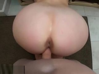 Son-in-law wanking while observing immense butt of spanish mommy