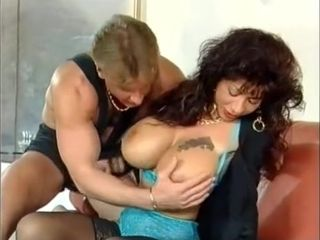 German huge-titted Gina Colany antique pornography