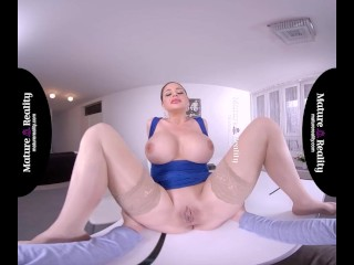 MatureReality - fat boobs tyro bimbo dam