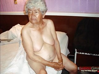 LatinaGrannY Compilation of Well senior Wrinkles