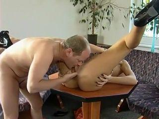 Aged fellah screws His wifey In The Restaurant