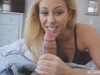 Cherie got boned with stepsons masculine pillar