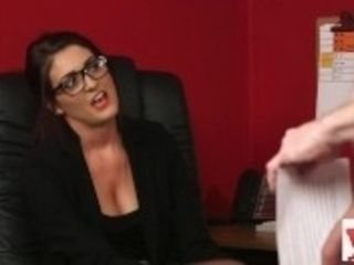 """Spex honey observes female dom idiot wank"""