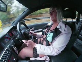 Roadside Suck Pt1 - ChrissyUK