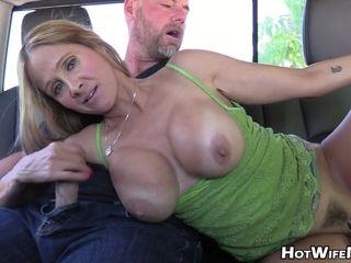 Hot Wife Rio Car Jacking 2
