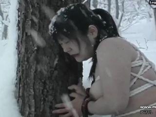 マニア秘録 臨月雪責め 後編