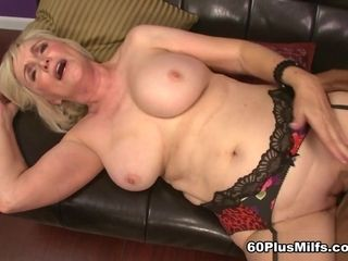 Lola Cums And Gets It...Inside - Lola Lee And Shaggy - 60PlusMilfs