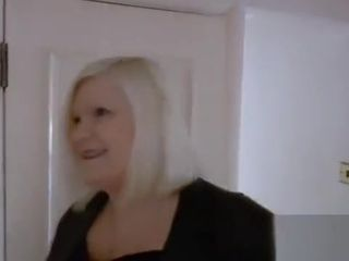 AgedLovE xxx Mature orgy with Sales Agent