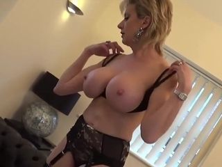 Uber-sexy mature unclothed clothed