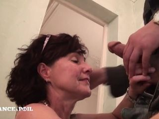 Hottie Posh Milf mature In Lingerie Hard fuck