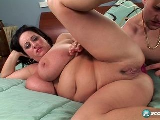 Cock Daddy For A Big Titty Kitty - XLGirls
