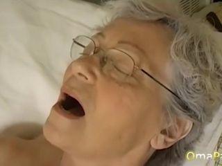 Grannies Playing With Natural Tits Masturbating