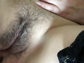 wife hairy phudi