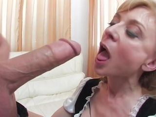 Frolic cougar ash-blonde Hair stunner Is Fluffy Of Energie - nina hartley