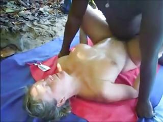 Nude Beach wife fuck the bulls!