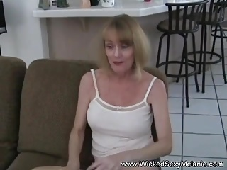 Sometimes A MILF Needs Cock