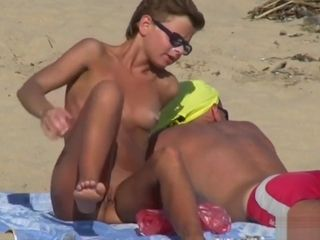 Super hot shaven cunt mummies naturist beach hidden cam SpyCamera covert