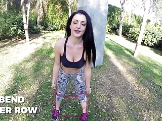 Sexy Mom Workout